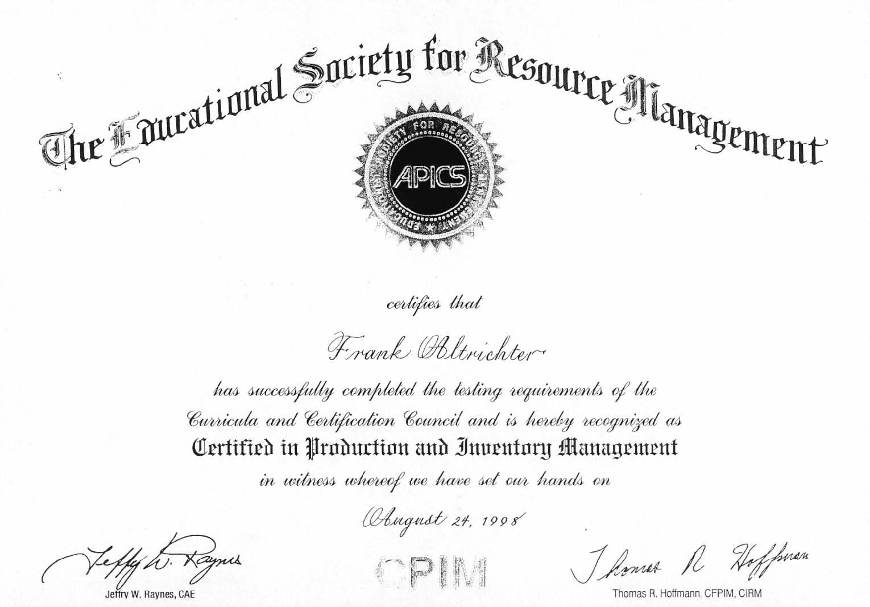 Certificates additional certificates xflitez Gallery